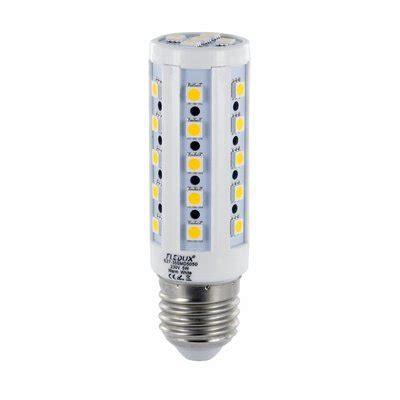 fledux e27 led l 5 watt 400 lumen fledux led len led verlichting led spots