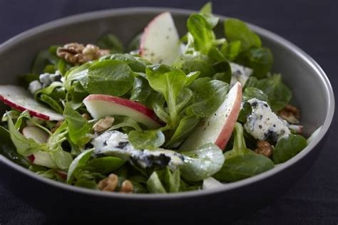 cours cuisine aix en provence recette de salade de roquefort pomme et noix facile et rapide