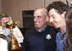 Paul McGinley claims Ryder Cup captaincy over Colin ...