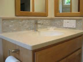 small bathroom countertop ideas bathroom unique bathroom backsplash design ideas