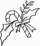 Candy Cane Coloring Cartoon Colouring Library Zuckerstangen Printable Popular Coloringhome sketch template