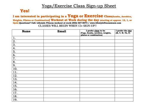 class sign  sheet template sampletemplatess