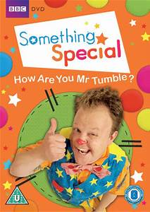 Something Special: How Are You Mr Tumble? DVD