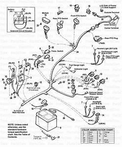 Simplicity Legacy Wiring Diagram Simplicity Tractor Wiring
