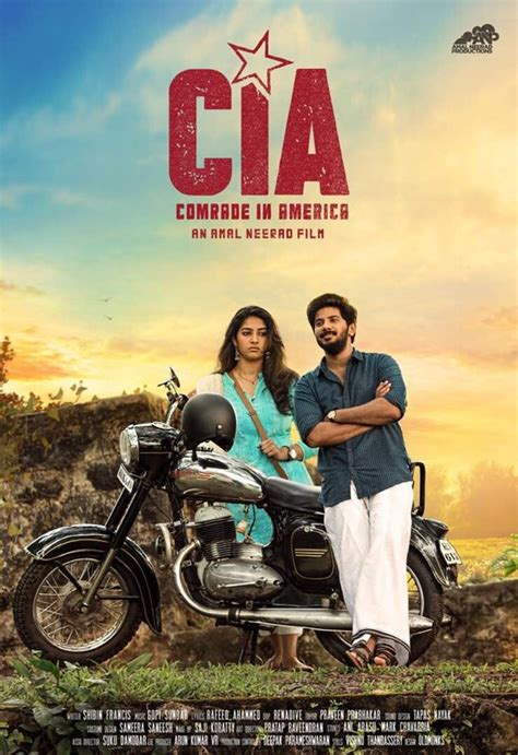 cia comrade  america malayalam  trailer review