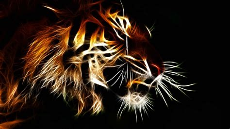 3d Animated Tiger Wallpapers  3d Wallpaper Hd
