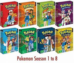 pokemon seasons images