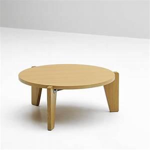 Table Jean Prouvé : city furniture jean prouve gueridon bas coffee table vitra ~ Melissatoandfro.com Idées de Décoration