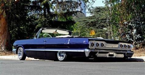 10 Pics Of Kobe Bryant's '63 Chevy Impala Lowrider For