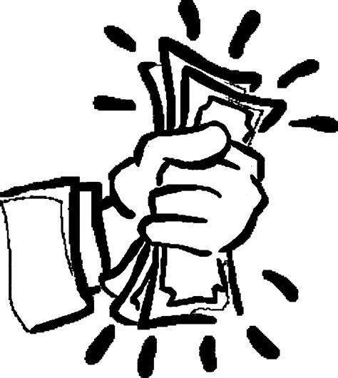money clipart black and white black and white money clipart 101 clip