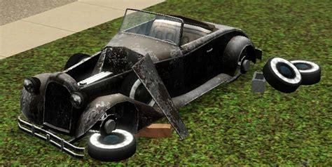 restorable junk car  sims wiki