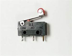 Mini Micro Switch Microswitch With Roller Limit Action