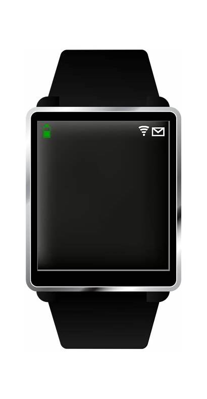 Transparent Smartwatch Clip Tech Hi Clipart Yopriceville
