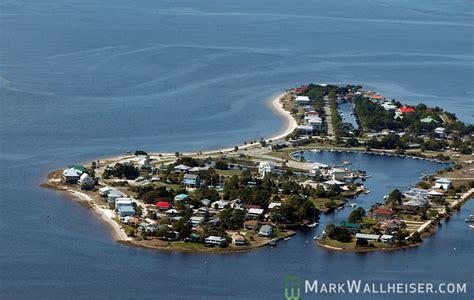 Shell Point in coastal Wakulla County near Crawfordville ...
