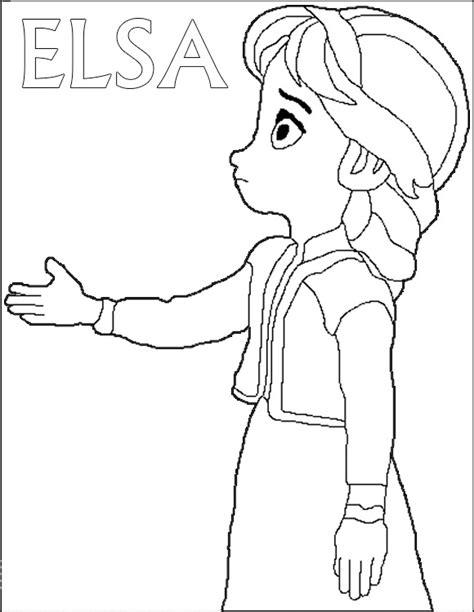 principesse da colorare elsa disegni frozen elsa da colorare giochi di frozen