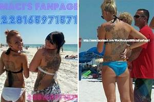 Everything Youve Ever Wanted To Know About Maci Bookouts Tattoos The Ashley39s Reality Roundup