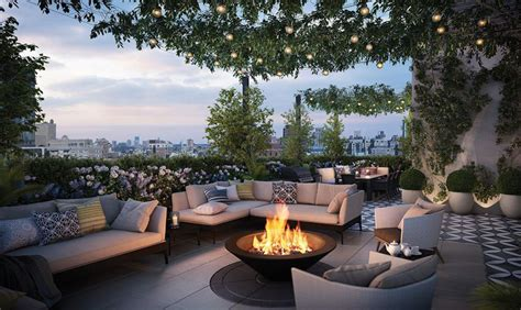 Paver Patio Ideas With Fire Pit by 50 Beautiful Patio Ideas Furniture Pictures Amp Designs