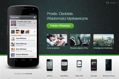 whatsapp web czyli rozmowy w przeglądarce dostępne tylko dla wybranych