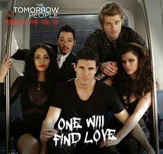 CAST OF TOMORROW PEOPLE on Pinterest | luke mitchell