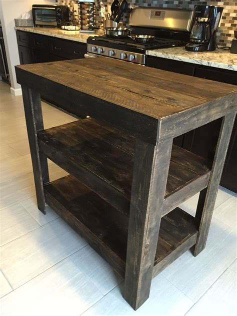 kitchen island from pallets top 25 best pallet counter ideas on pallet 5071