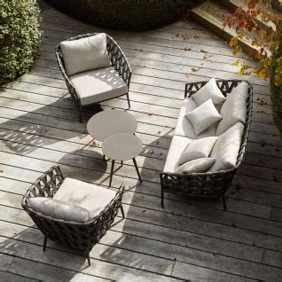 vincents garden leo outdoor loungesessel kaufen bei