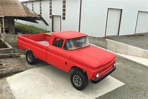 1963 Chevrolet K20 Long Bed Lwb 4x4  C10  For Sale
