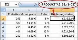 Rabatt Berechnen Formel : ersetzen einer formel durch deren ergebnis excel ~ Themetempest.com Abrechnung