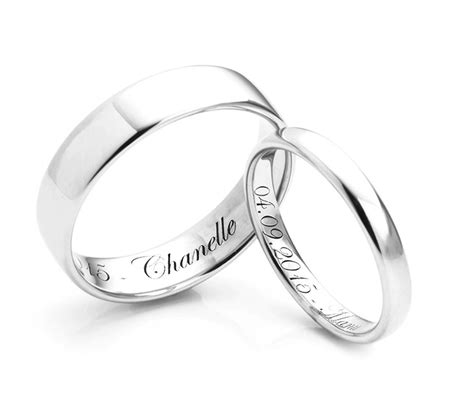getting a ring with your name it wedding ring essentials