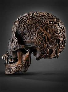 The Mystery Behind The Ancient Tibetan Carved Skull