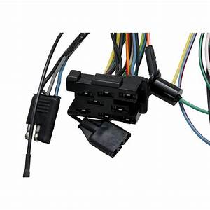 Mustang Under Dash Wiring Harness With Premium Fuse Box And Relay For Pony Interior  Gt With