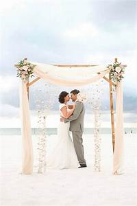 100+ Great Ideas of Beach Wedding Arches – Bridalore