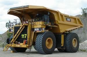 Cat 797B Dump Truck - a photo on Flickriver