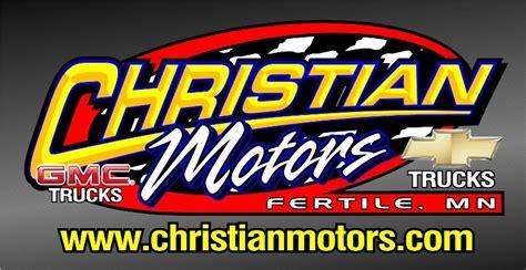 christian motors  fertile mn read consumer