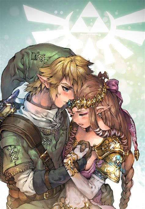 Usually Not A Fan Of Obvious Romantic Photos Of Zelda And