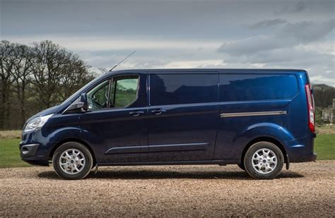 Ford Transit Custom Van Review Honest John