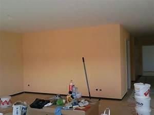 peinture chambre peche ralisscom With amazing idee couleur peinture salon 13 la couleur saumon les tendances chez les couleurs d