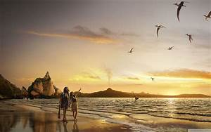 Love Couple Wallpaper | Beach Pictures Ideas Of Couple ...