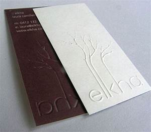 60 beautiful creative embossed business cards web for Business card embossing