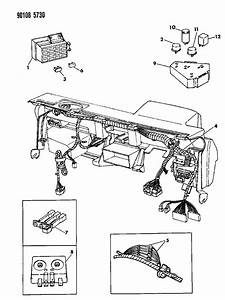 1990 Dodge Wiring Diagram