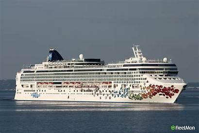 Gem Norwegian Fleetmon Ship Passenger Vessel Vessels