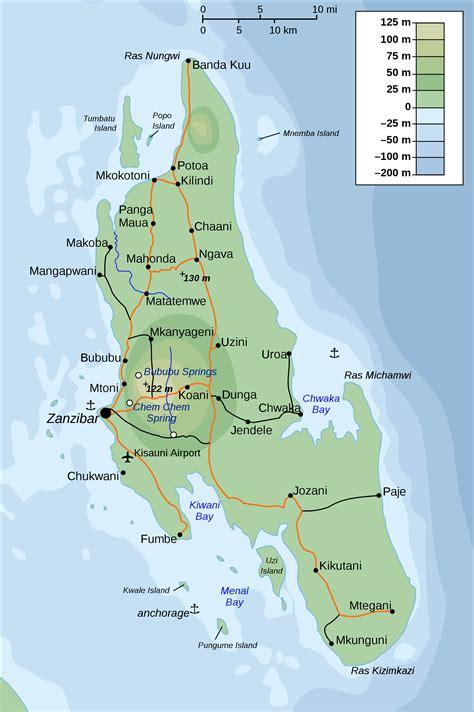 harita zanzibar