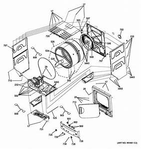 Ge Home Laundry Combo Parts