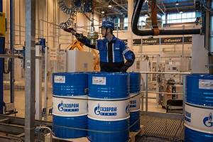 Gazprom Neft supplies of lubricants to Central Asia up by ...
