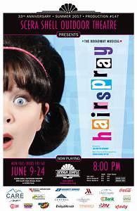 Hairspray_11x17 Poster_OL - SCERA