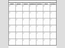 calendar template task list templates