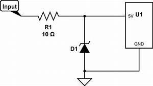 Resistor Placement Circuit