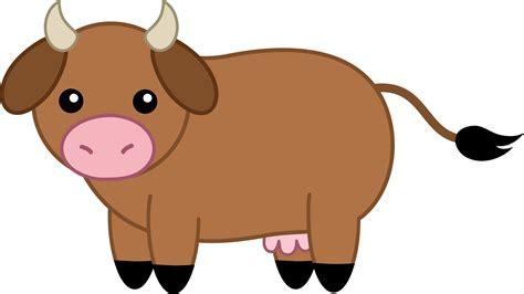 Cow Cartoon Clipart Cow Baby Cartoon Free Clipartix