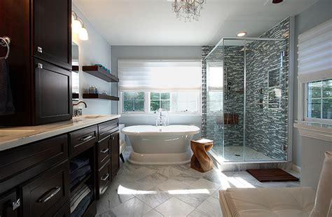 bathroom remodel design ideas modern master bath in northern virginia murphy flickr