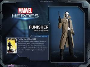 Punisher/Costumes - Marvel Heroes Wiki