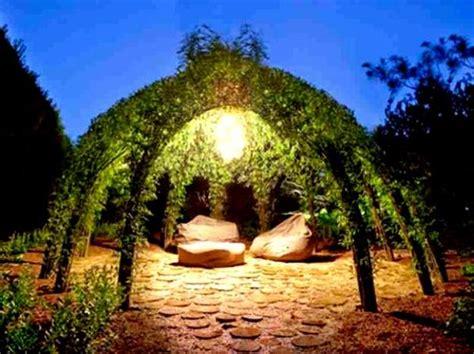 green gazebo designs bringing serenity  beautiful gardens